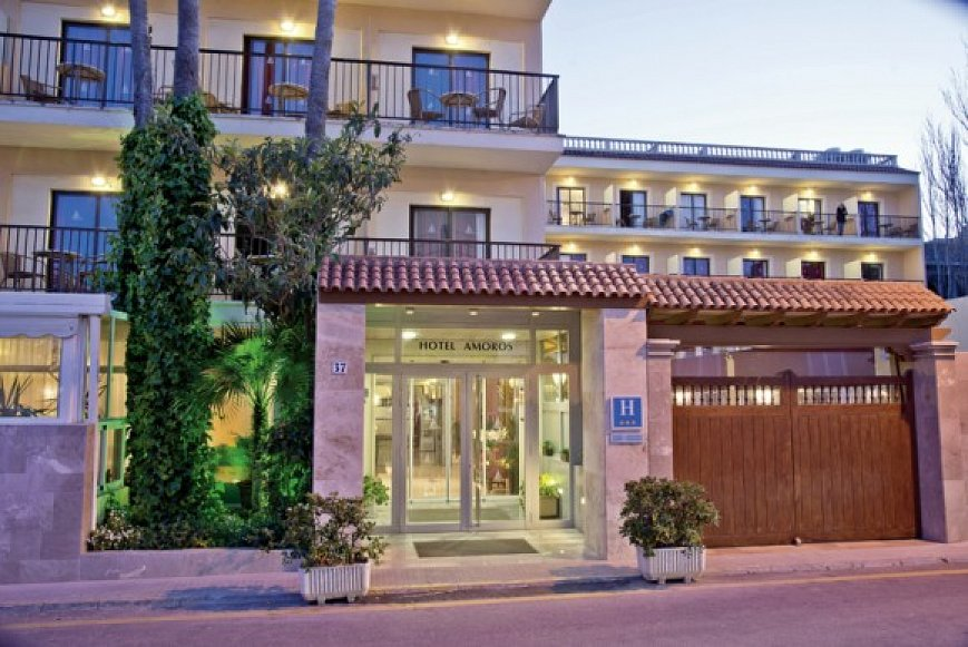 Hotel Amoros Cala Ratjada Bewertung