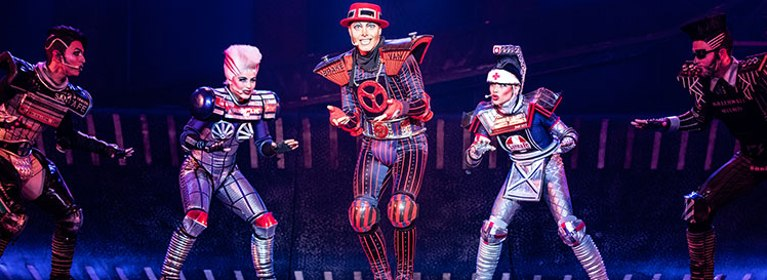 Starlight Express Musicalfacts