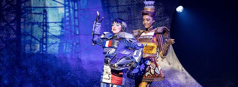 Starlight Express Darsteller