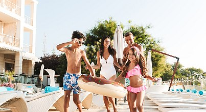 Familienurlaub Gunstiger Urlaub Mit Kindern