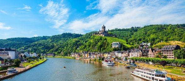 Urlaub Deutschland Gunstig Buchen Rewe Reisen