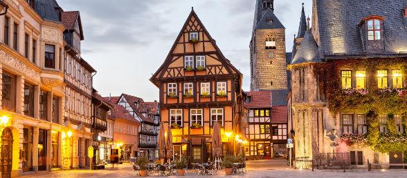 Urlaub Quedlinburg Gunstig Buchen Rewe Reisen