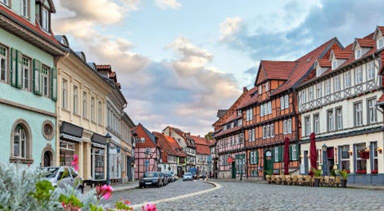 Hotel Quedlinburg Gunstig Buchen Rewe Reisen