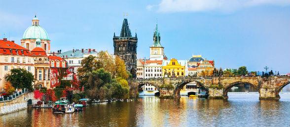 Städtereisen Nach Prag : st dtereisen prag g nstig buchen rewe reisen ~ Watch28wear.com Haus und Dekorationen