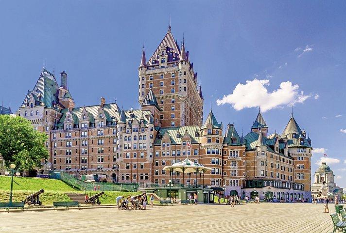 Ostkanada Rundreise   Toronto - Ottawa - Quebec City ...