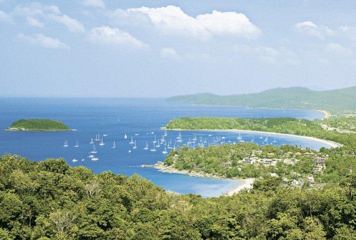 hotel phuket island view karon beach top angebot. Black Bedroom Furniture Sets. Home Design Ideas