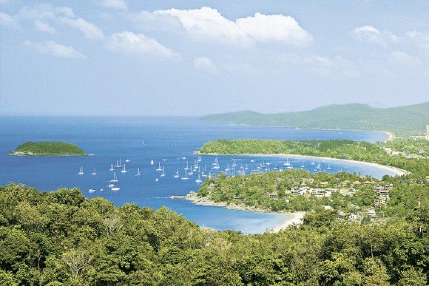 hotel phuket island view karon beach g nstig buchen rewe. Black Bedroom Furniture Sets. Home Design Ideas