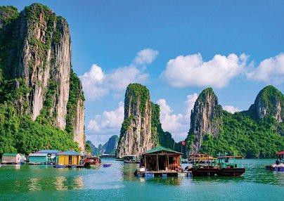 Vietnam Rundreise & Baden