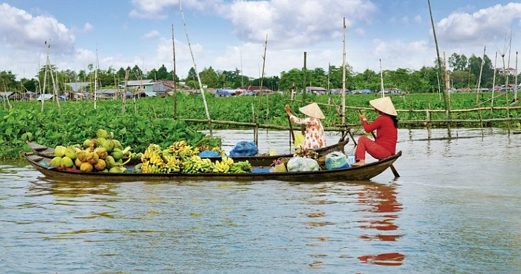Vietnam, Kambodscha und Thailand Rundreise