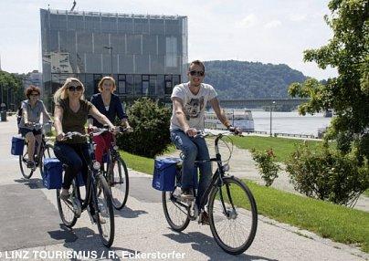 Donau Radweg Passau - Wien