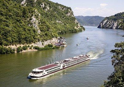 Große Donau Flusskreuzfahrt