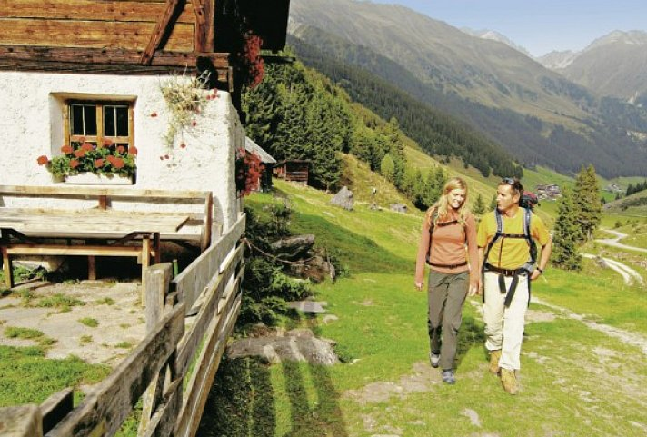first mountain Hotel Zillertal