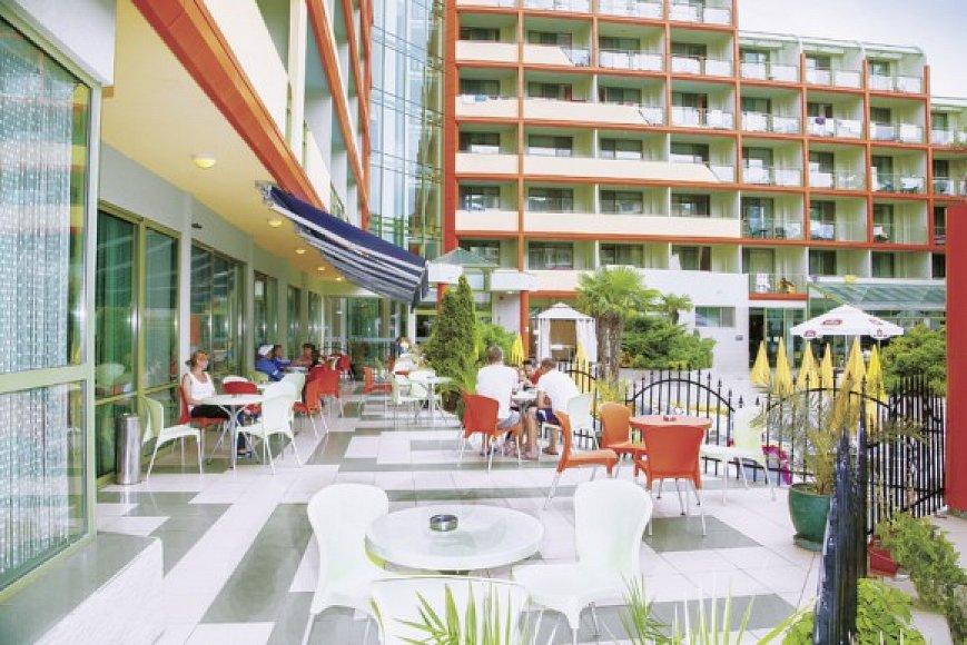 cooee mpm hotel kalina garden sonnenstrand gunstig buchen With katzennetz balkon mit hotel cooee mpm kalina garden
