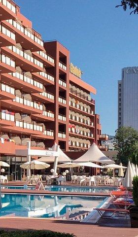 Bulgarien Goldstrand Hotel Karte.Gladiola Goldstrand Ab 320