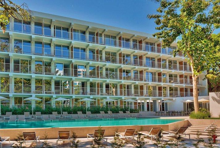 Bulgarien Goldstrand Hotel Karte.Roomer Hotel Goldstrand Ab 330