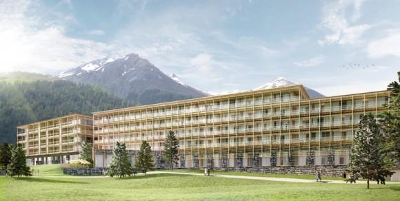 Ameron Swiss Mountain Hotel Davos Bewertung