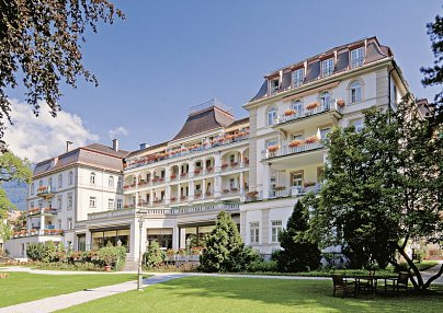 WYNDHAM GRAND<br>Bad Reichenhall Axelmannstein