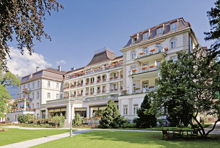 WYNDHAM GRAND Bad Reichenhall Axelmannstein – Wellnesspaket
