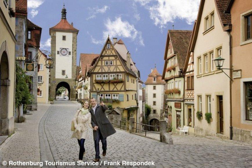 Rothenburg Ob Der Tauber Hotel Wellness