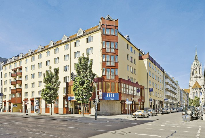 TRYP München City Center Hotel