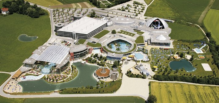 THERME ERDING & Holiday Inn München Airport