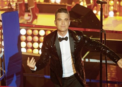 Robbie Williams & Wyndham Garden Dresden Dresden