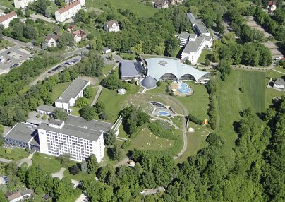 Hotel Greenline an der Therme Haus 3 Bad Sulza