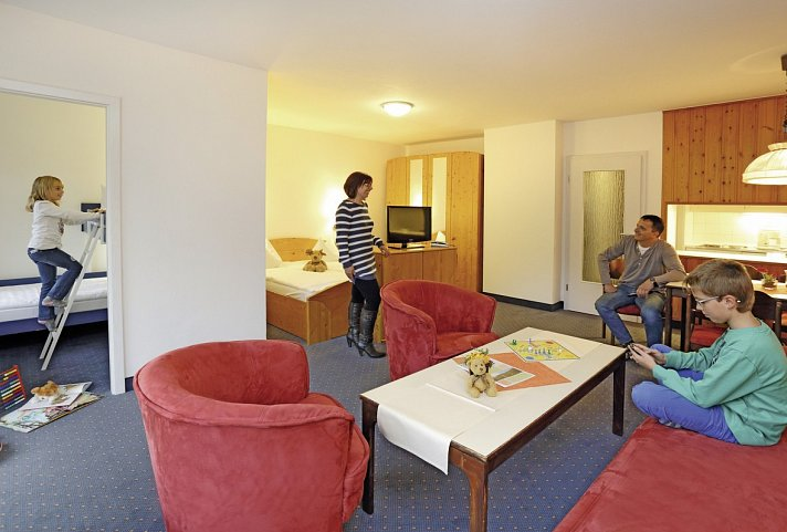Panoramic Hotel – Ihr Apartmenthotel im Harz, Halbpension Plus