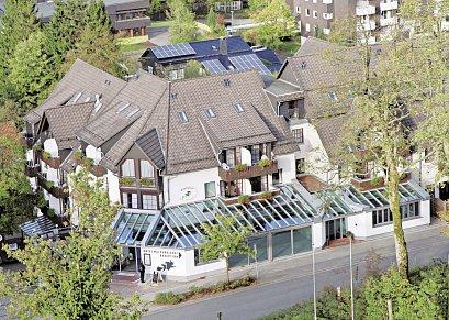 Walpurgishof Goslar - Wellnessangebot