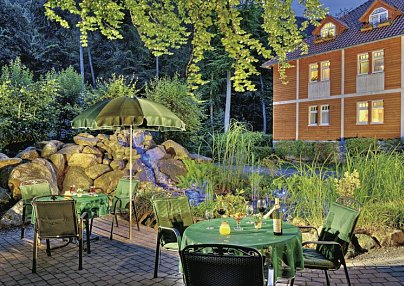 Kurpark Flair Hotel Ilsenburg
