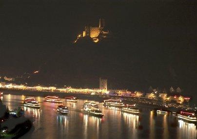 Rhein in Flammen® & Hotel Pullman Cologne