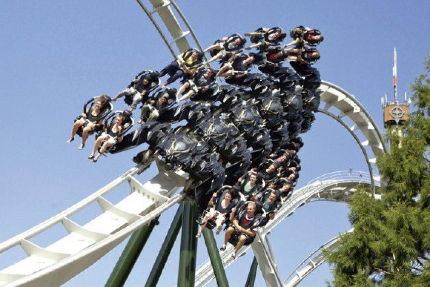 Heide Park Resort Amp Abenteuerhotel Soltau G 252 Nstig Buchen