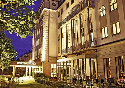 Steigenberger Hotel Bad Homburg Bad Homburg vor der Höhe