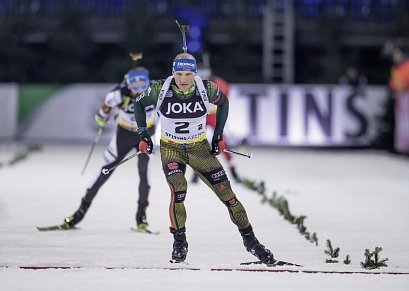Biathlon auf Schalke & Atlantic Congress Hotel