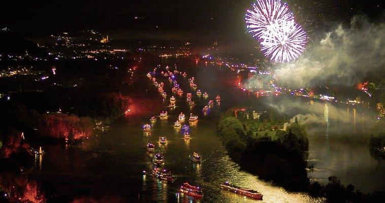 Rhein in Flammen® & Best Western Premier Park Consul Köln