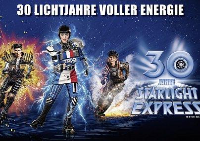 Starlight Express Karten | Ticket + Hotel ab 79€ | REWE Reisen