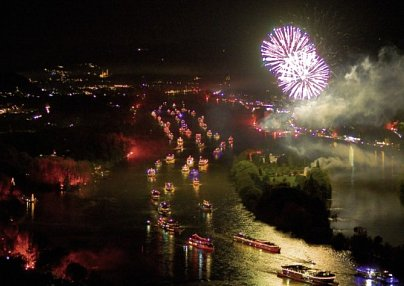 Rhein in Flammen®<br>& AMERON Parkhotel Euskirchen