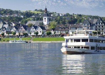 Partytour Müller Touristik Bad Breisig & Rheinhotel Vier Jahreszeiten