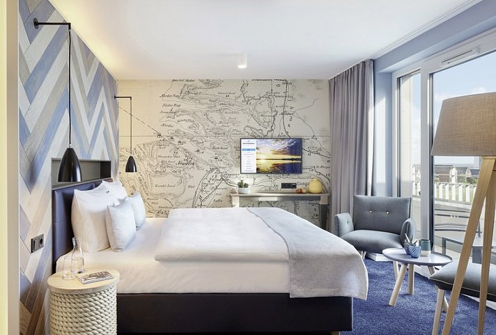 k stenperle strandhotel spa b sum top angebot. Black Bedroom Furniture Sets. Home Design Ideas