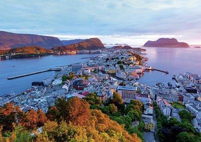 Norwegen Kreuzfahrt inkl. Bahn-Anreise