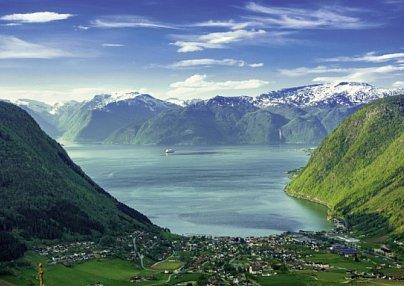 Europa Kreuzfahrt inkl. Hotel (Route 2: Norwegische Fjorde)