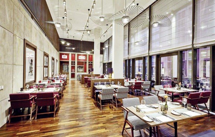 ameron hotel hamburg speicherstadt hamburg g nstig buchen rewe reisen. Black Bedroom Furniture Sets. Home Design Ideas