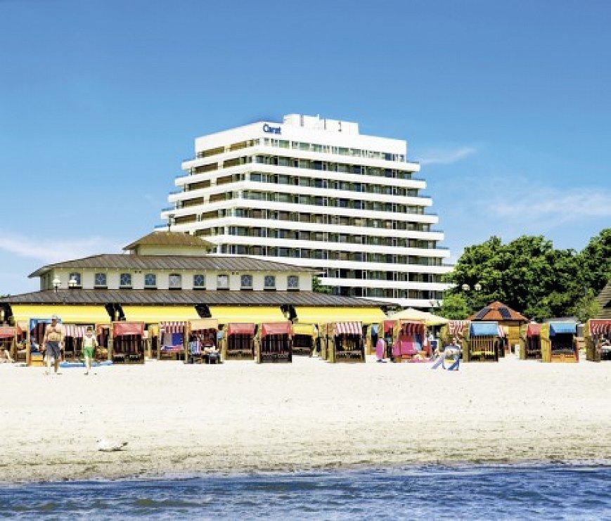 Carat Hotel Gromitz Gunstig Buchen