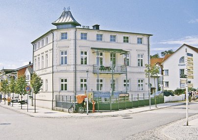 Pension Granitzeck Ostseebad Sellin