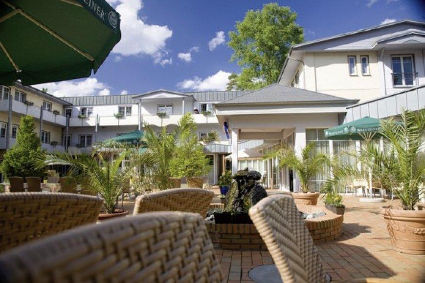 Hotel Villen Im Park Bansin
