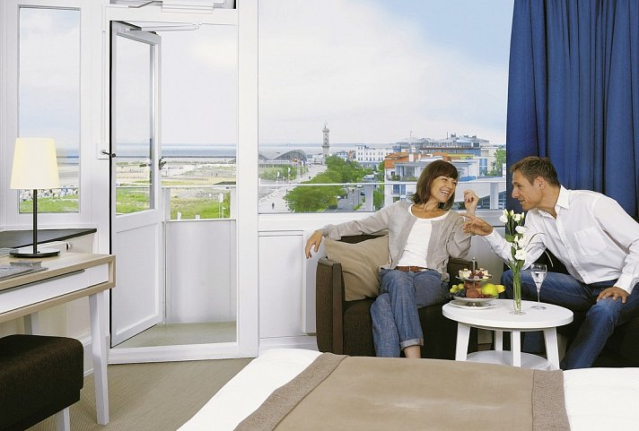 Hotel Neptun 187 Warnem 252 Nde Top Angebot