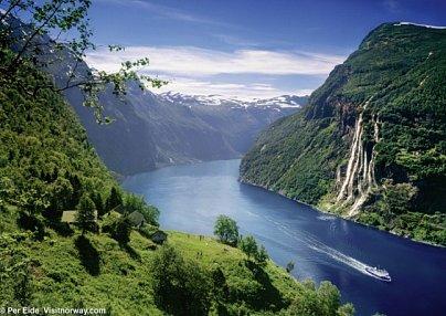 Nordeuropa Kreuzfahrt (Route 2 - Norwegen)