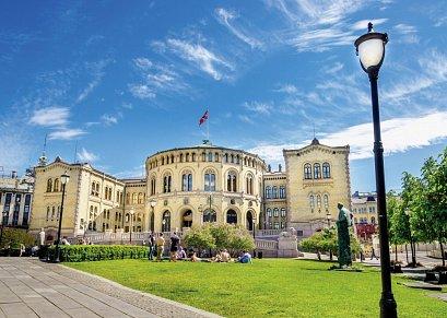 Minikreuzfahrt Norwegen & 2 Nächte Hotel Oslo