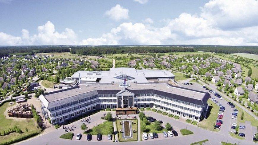 Hotel Van Der Valk Resort Linstow Ferienhaus