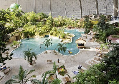 Tropical Islands & Van der Valk Spreewald Parkhotel